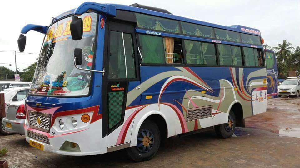 tempo traveller in southindia