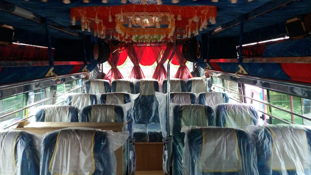 bus booking south india